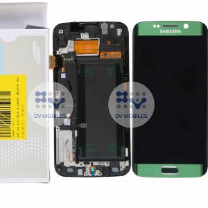 Samsung SM-G925F Galaxy S6 Edge LCD Display with touch digitizer,100% Original in service packs